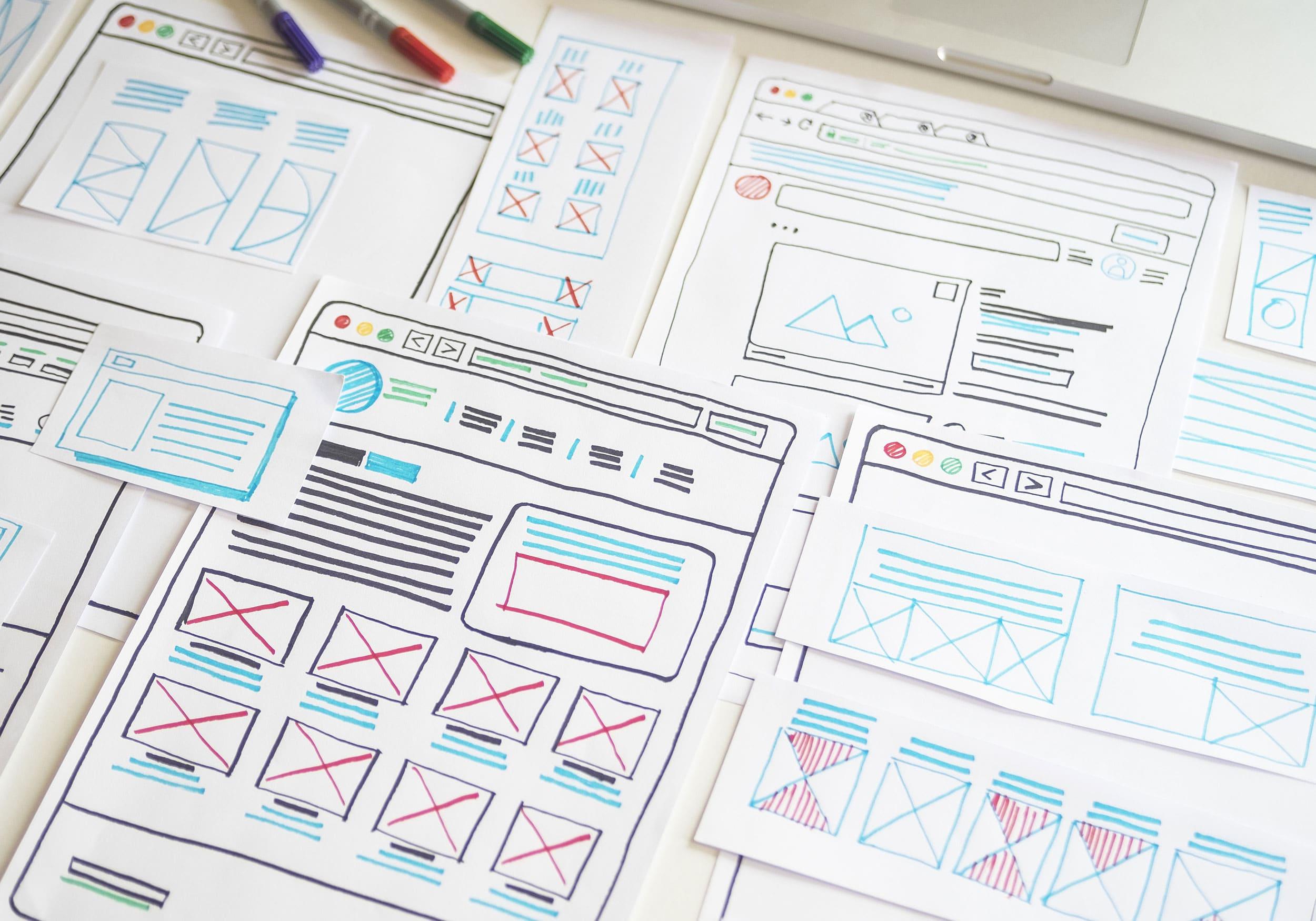 Quel site internet choisir mon entreprise par GD Creative Design