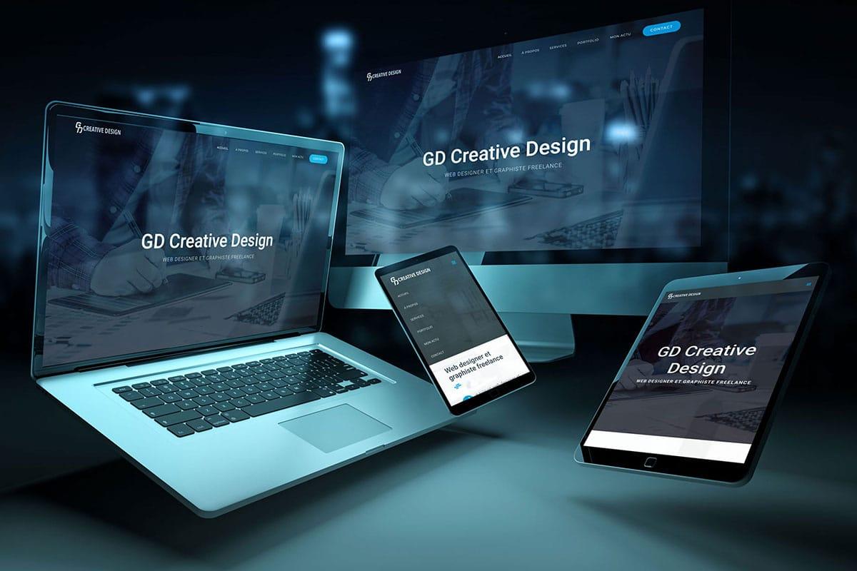 Pack Web Starter par GD Creative Design