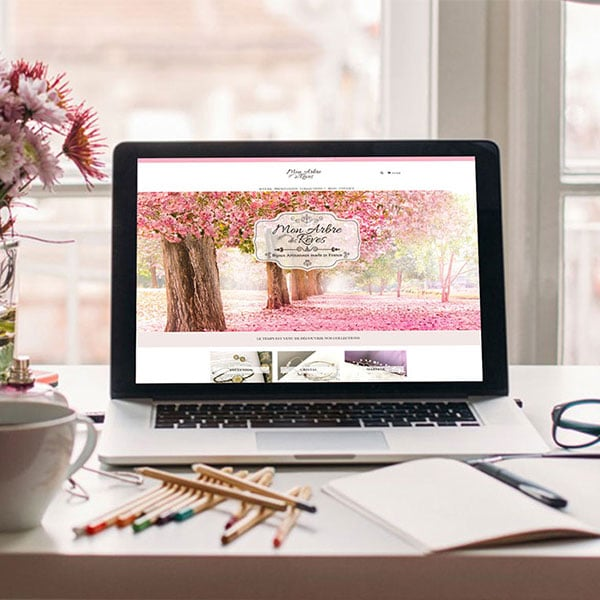 Site web Mon Arbre des Rêves