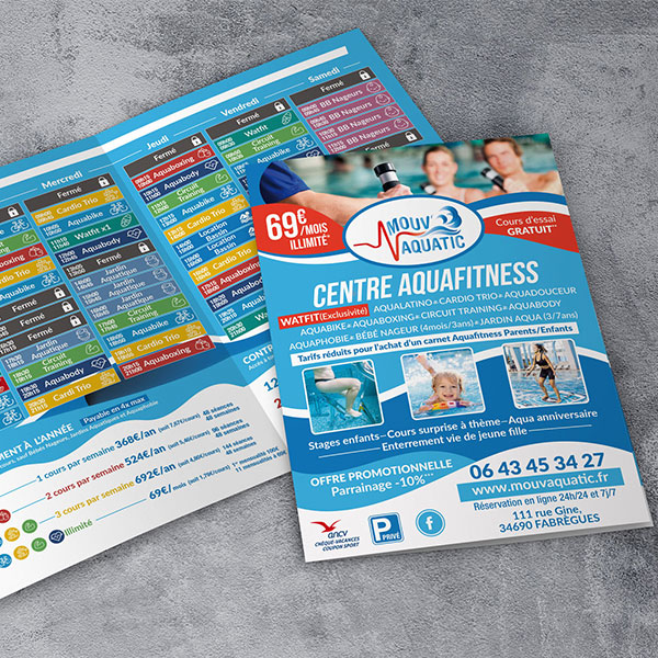 Flyers et affiches par GD Creative Design