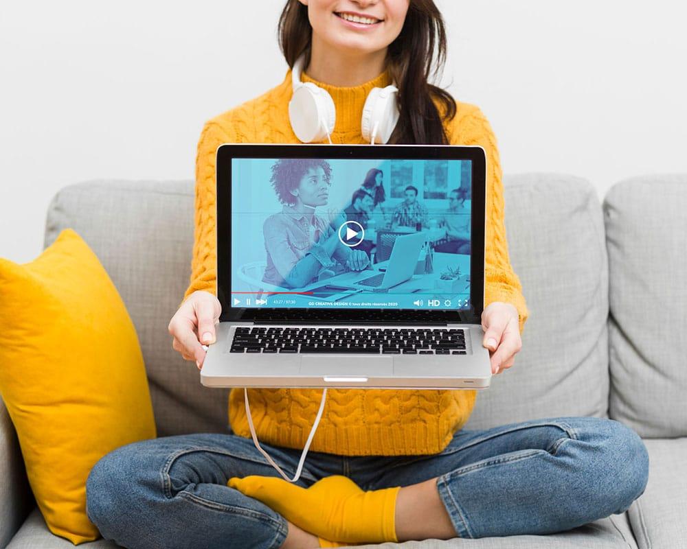 Vidéo promotionnelle GD Creative Design